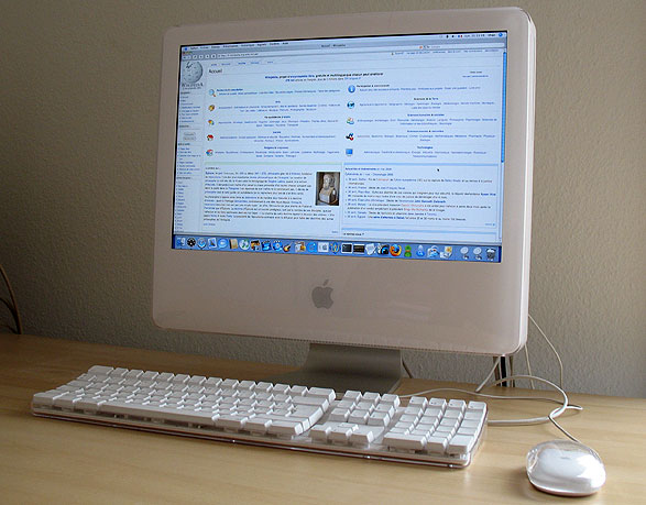 20-inch iMac G5 for sale